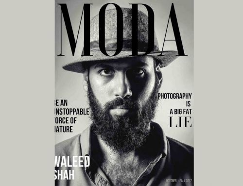 Moda Chic Cover Story