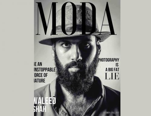 Moda Chic Cover Story