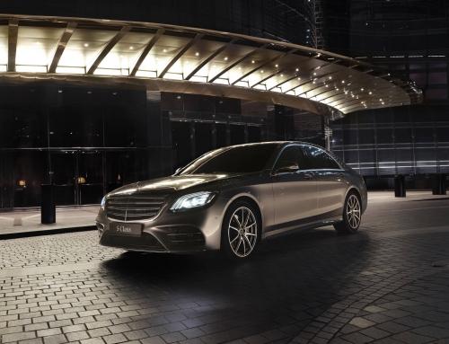 Mercedes Benz | S-Class 2019