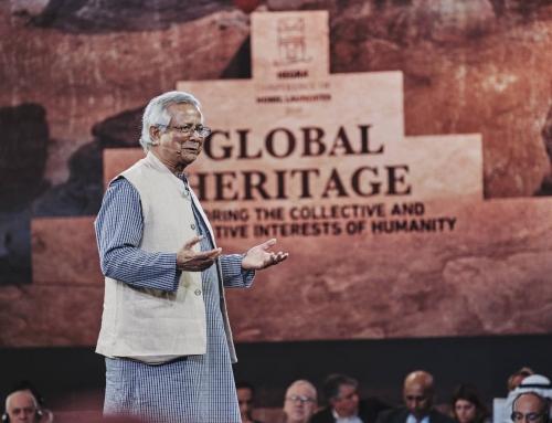 Hegra Conference of Nobel Laureates 2020
