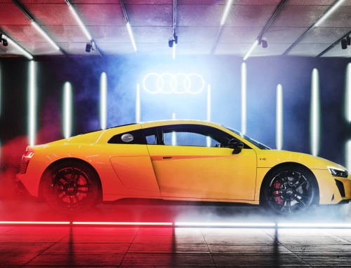 Audi RS Launch
