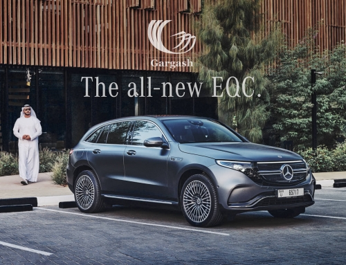 Mercedes Benz | EQC